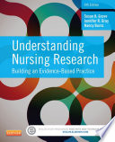 Understanding Nursing Research E Book Book PDF