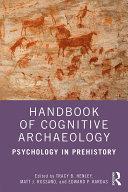 Handbook of Cognitive Archaeology [Pdf/ePub] eBook