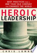 Heroic Leadership PDF
