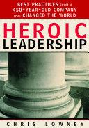 Heroic Leadership [Pdf/ePub] eBook