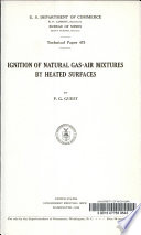 Ignition of Natural Gas-air Mixtures by Heated Surfaces