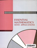 Essential Mathematics  with Applications