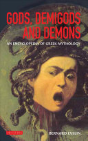 Gods Demigods And Demons Book