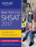 New York City SHSAT 2017