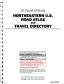 Rand McNally Northeastern U S  Road Atlas and Travel Directory