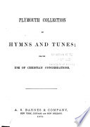 Plymouth Collection Of Hymns And Tunes Book PDF
