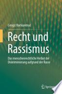 Recht und Rassismus