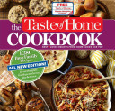 The Taste of Home Cookbook  4th Edition Book