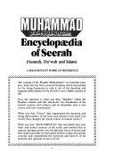 Muhammad Encyclopaedia Of Seerah