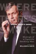 Where There's Smoke... Book