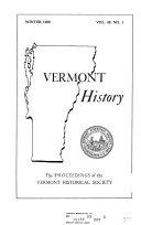 Vermont History
