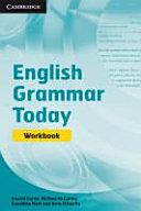 English Grammar Today  Workbook