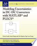 Modeling Uncertainties in DC DC Converters with MATLAB   and PLECS