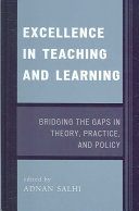 Excellence In Teaching And Learning Book PDF