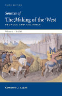 Sources Of Making Of The West With Concise Correlation Guide Book PDF