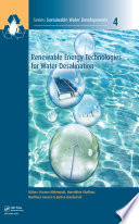 Renewable Energy Technologies for Water Desalination
