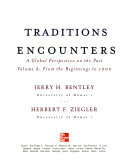 Traditions and encounters Book PDF