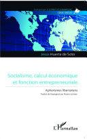 Pdf Socialisme, calcul économique et fonction entrepreneuriale Telecharger