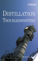 Distillation Troubleshooting Book PDF