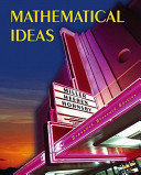 Mathematical Ideas Expanded Edition Value Pack  Includes Mathxl 12 Month Student Access Kit   Tutor Center Access Code