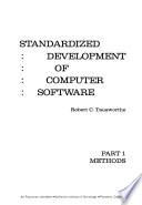Standardized development of computer software
