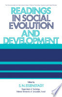 Readings in Social Evolution and Development