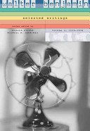 Walter Benjamin: Selected Writings