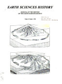 Earth Sciences History: Journal of the History of the Earth ...