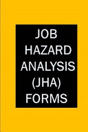 Job Hazard Analysis Forms