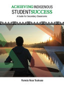 Achieving Indigenous Student Success Pdf/ePub eBook