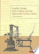 Graphic Design Print Culture And The Eighteenth Century Novel
