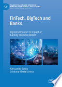 FinTech, BigTech and Banks