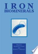Iron Biominerals
