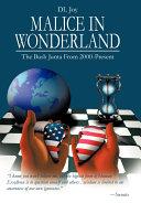 Pdf Malice in Wonderland