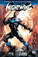 Nightwing the Rebirth 1