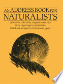 An Address Book for Naturalists