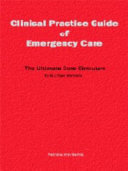 Clinical Practice Guide of Emergency Care
