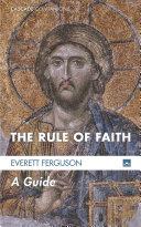 The Rule of Faith