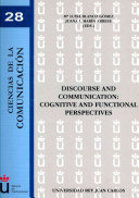 Discourse and Communication