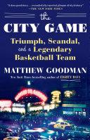 The City Game [Pdf/ePub] eBook
