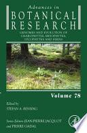 Genomes and Evolution of Charophytes  Bryophytes  Lycophytes and Ferns