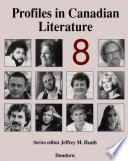 Profiles in Canadian Literature 8 Book