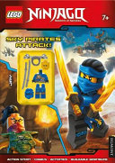 Lego Ninjago Sky Pirates Attack Activity Book With Minifig