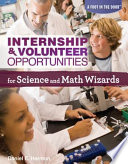 Internship Volunteer Opportunities For Science And Math Wizards