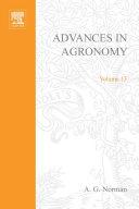 Advances in Agronomy