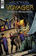 Pdf Star Trek: Voyager—Seven's Reckoning #4