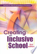 """""""Creating an Inclusive School"""" by Richard A. Villa, Jacqueline S. Thousand"""