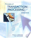 Principles of Transaction Processing