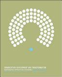 Organization Development and Transformation Book