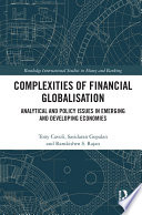 Complexities of Financial Globalisation
